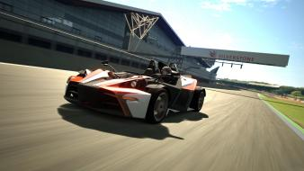 Ktm x-bow playstation 3 gran turismo 6 wallpaper