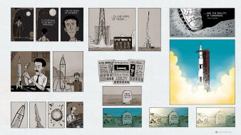 Motivation inspiration comic robert goddard wallpaper