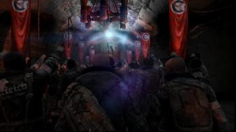 Nazi metro: last light Wallpaper