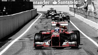 One victory fernando alonso grand prix santander Wallpaper