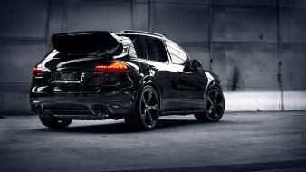 Porsche cayenne techart cars diesel static Wallpaper