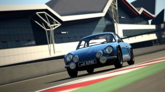 Renault alpine playstation 3 gran turismo 6 wallpaper
