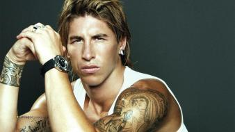 Sergio ramos tattoo wallpaper