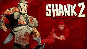 Shank characters video games wallpaper