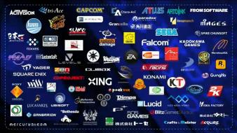 Shodo atlus sega playstation 4 gaming companies wallpaper