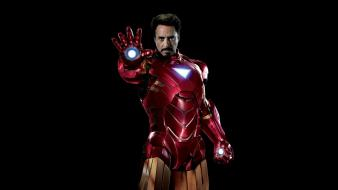 Stark robert downey jr actors armored suit wallpaper