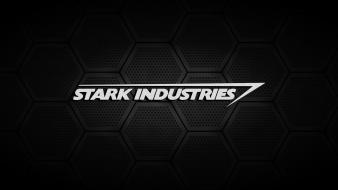 Tony stark marvel comics simple background industries Wallpaper