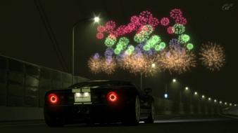 Video games ford gt gran turismo 5 wallpaper