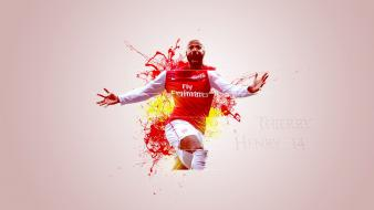 Arsenal fc thierry henry wallpaper