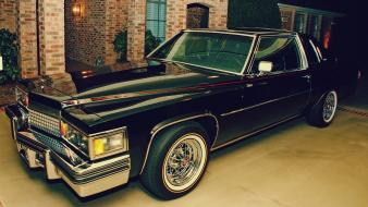 Cars 1979 cadillac coupe edited deville wallpaper