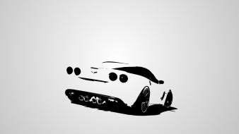 Cars corvette sport wallpaper