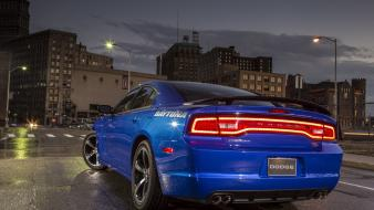 Cars ford dodge charger daytona widescreen wallpaper