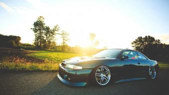 Cars jdm japanese domestic market nissan silvia s14 wallpaper