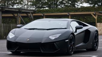 Cars supercars lamborghini aventador lp700-4 wallpaper