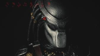 Dark movies monsters predator hunter masks predators aliens wallpaper