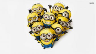 Despicable me 2 minions movies wallpaper
