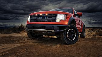 Ford raptor f150 wallpaper