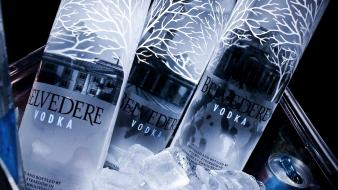 Ice vodka alcohol drinks liquor wallpaper