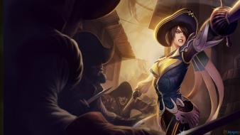 Of legends skins fiora the grand duelist wallpaper