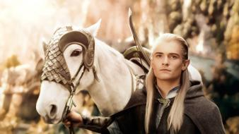 Of rings elves orlando bloom legolas pulse wallpaper