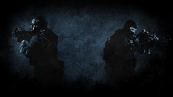 Offensive first person shooter counter strike tactical wallpaper