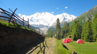 Pakistan nanga parbat fairy meadows wallpaper
