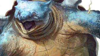 Pokemon turtles blastoise wallpaper
