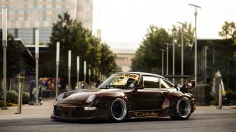 Porsche 911 rwb cars Wallpaper