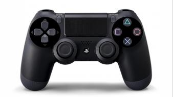 Sony trigger gamepad joysticks sticks playstation 4 dualshock wallpaper