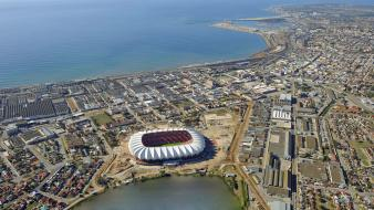 Stadium port elizabeth wallpaper