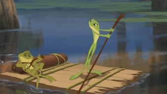 The princess and frog 2009 007 Wallpaper