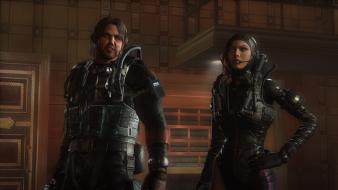 Valentine chris redfield evil: revelations jessica sherawat Wallpaper
