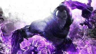 Video games death fantasy art darksiders 2 wallpaper