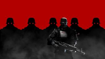 Video games order wolfenstein: the new Wallpaper