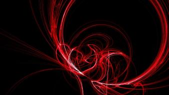 Abstract backgrounds colors digital art red wallpaper