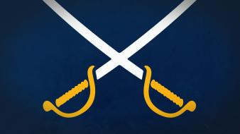 Abstract minimalistic sports team hockey nhl simple Wallpaper