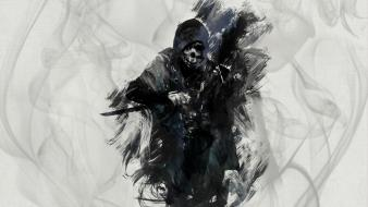 Art bethesda softworks fan dishonored corvo attano wallpaper