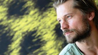 Blue eyes men actors faces nikolaj coster-waldau wallpaper