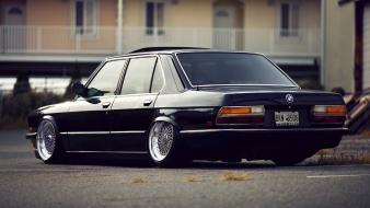 Bmw e28 slammed stance works e38 stancenation wallpaper