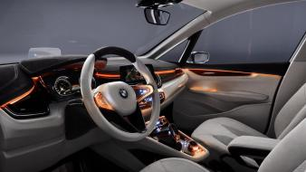Bmw saloon concept active wallpaper
