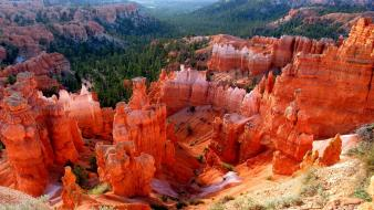 Canyon utah geology national park natural beauty wallpaper