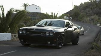 Cars dodge challenger srt8 auto Wallpaper