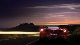 Cars ferrari 458 italia automobiles Wallpaper