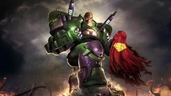 Dc universe online lex luthor machines wallpaper
