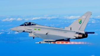 Eurofighter typhoon aircraft ef2000 wallpaper
