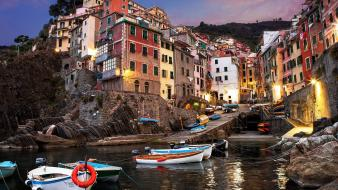 Europe italy liguria spezia riomaggiore wallpaper