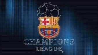 Fc barça football teams uefa champions league wallpaper