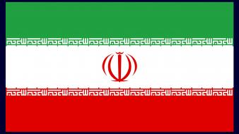 Iran flags nations Wallpaper