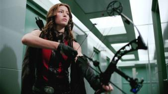 Jessica biel blade (movie) wallpaper