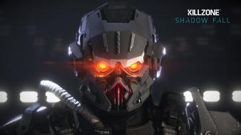 Killzone shadow fall artwork futuristic soldiers Wallpaper